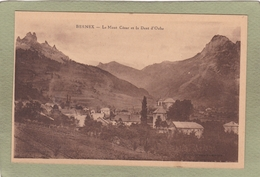 BERNEX  MNT CESAR  DENT D'OCHE - Francia