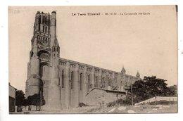 81 - ALBI . LA CATHÉDRALE SAINTE-CÉCILE - Réf. N°23682 - - Albi
