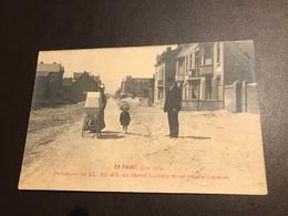 De Panne - La Panne -  PROMENADE DE LL.AA.RR. LE PRINCE LEOPOLD ET LE PRINCE CHARLES - Ed. Th Van Den Heuvel 1904 - De Panne