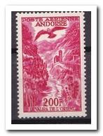 Frans Andorra 1955, Postfris MNH, Birds - Frans-Andorra