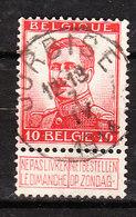 123  Pellens - Bonne Valeur - Oblit. JURBISE - LOOK!!!! - 1912 Pellens