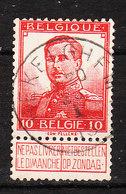 118  Pellens - Bonne Valeur - Oblit. Centrale HEKELGHEM - LOOK!!!! - 1912 Pellens