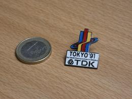 TOKYO 91. TDK . MEDIAS PRESSE RADIO TELEVISION TELE. EGF. - Medios De Comunicación