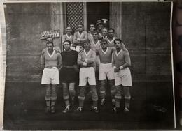 SQUADRA DEL NAPOLI 1935 - Sport