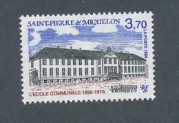 SAINT PIERRE ET MIQUELON - N° 607 NEUF** LUXE SANS CHARNIERE - 1994 - Neufs