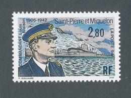 SAINT PIERRE ET MIQUELON - N° 592 NEUF** LUXE SANS CHARNIERE - 1994 - Neufs