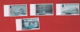 BD1 BAT Antarctique Britannique 2019 Iceberg  / British Antarctic  Icebergs ** - Territoire Antarctique Britannique  (BAT)