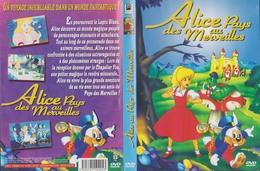 DVD - ALICE Au Pays Des Merveilles - Dessin Animé