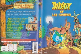 DVD - ASTERIX Et Les Indiens - Dessin Animé