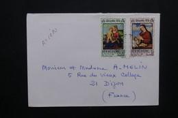 NOUVELLES HÉBRIDES - Enveloppe De Port Vila Pour La France En 1971, Affranchissement Plaisant - L 48929 - Brieven En Documenten