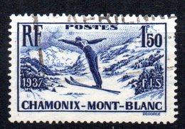 Sello  Nº 334  Francia - Francia