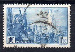 Sello  Nº 328  Francia - Francia
