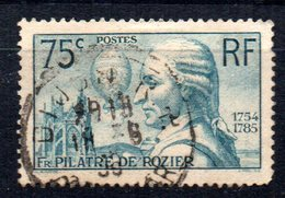 Sello  Nº 313 Francia - Francia
