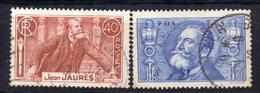 Serie Nº 318/9  Francia - Francia