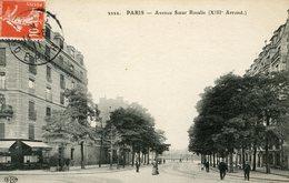 AV DES SOEUR ROSALIE  0103 - Arrondissement: 13