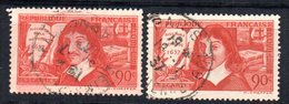 Serie Nº 341/2  Francia - Francia