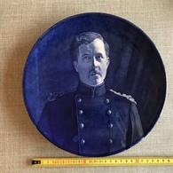 SPHINX MAASTRICHT 8 APRIL 1915 ASSIETTE DECORATIVE ROI ALBERT 1er BELGIQUE - Maastricht (NLD)