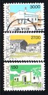 N° 1725/1727 - 1988 - Used Stamps