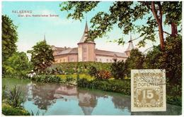 FALKENAU A.d.Eger - Falknov - Sudetenland - Československá Republika - Gräfl. Erw.Nostitz'sches Schloss - Sudeten