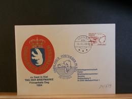 84/699  Lettre Groenland - Brieven En Documenten