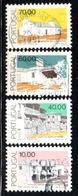 N° 1690/1693 - 1987 - 1910-... Republic