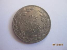Liberia 25 Cents 1975 - Liberia