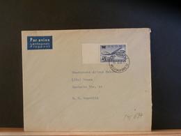 84/697  LETTRE FINLAND POUR DDR  1960 - Finland