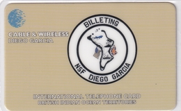 DIEGO GRCIA , DGA-R-86 , $10 BILLITING , MINT , CN  00005 - Diego-Garcia