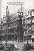 Bruxelles 2e Guerre Avec Photos De Comparaison (matchings) - 1939-45