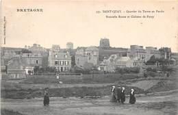 SAINT QUAY - Quartier Du Tertre Au Pendu - Nouvelle Route Et Château De Farcy - Saint-Quay-Portrieux