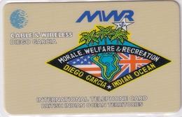 DIEGO GRCIA , DGA-R-89 , $10 US NAVY MWR MINT , CN  00005 - Diego-Garcia