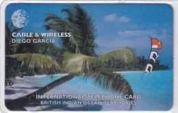 DIEGO GRCIA , DGA-R-87 , $10 UNITED SEAMENS SERVICE , MINT CN.00006 - Diego-Garcia