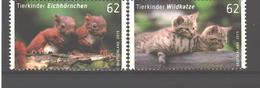Germany MNH 2015 Tiere 2v. - [7] République Fédérale