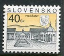 SLOVAKIA 2001 Definitive: Towns 40 Sk MNH / **.  Michel 395 - Nuevos