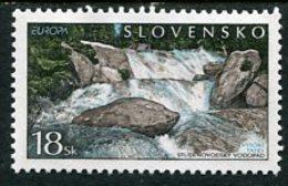 SLOVAKIA 2001 Europa: Water Resources MNH / **.  Michel 394 - Nuevos