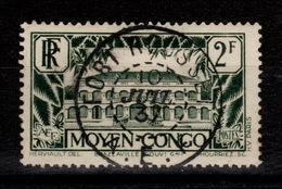 "Congo - "" Fort Rousset - AEF "" Obliteration Sur YV 130 - Usati"