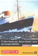 Germany MNH 2004  Schif MH /booklet/ - [7] République Fédérale