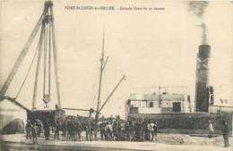 E3943 Cpa France Port St Louis Du Rhône - Grande Grue De 30 Tonnes - Saint-Louis-du-Rhône