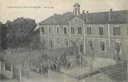 E3943 Cpa France Port St Louis Du Rhône - Les Ecoles - Saint-Louis-du-Rhône