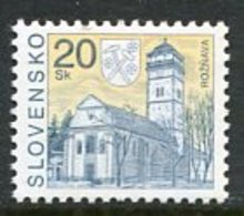 SLOVAKIA 2000 Definitive: Towns 20 Sk. MNH / **   Michel 373 - Nuevos