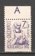 Netherlands Indies 1941 NVPH 295 MNG - Niederländisch-Indien