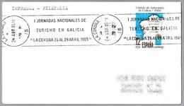 I Jornadas Nacionales De TURISMO EN GALICIA. La Coruña 1985 - Otros