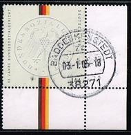 Bund 2004,Michel# 2422 O  50 Jahre Bundessozialgericht Eckrand - [7] Federal Republic