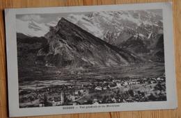 Riddes - Vue Générale Et Les Muverans - (n°16605) - VS Valais