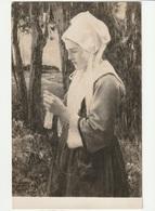 *** Travail Paisible *** Tableau De Henri Guinier *** Salon  1912 ***   Femme *** Crochet *** - Peintures & Tableaux