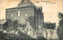 Belgique - Profondeville - Bois-de-Villers - Ecole Communale - Profondeville