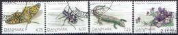 DENMARK # FROM 2007 STAMPWORLD 1474-77 - Danimarca