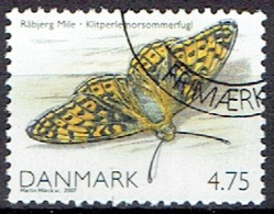 DENMARK # FROM 2007 STAMPWORLD 1475 - Danimarca