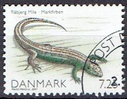 DENMARK # FROM 2007 STAMPWORLD 1476 - Danimarca