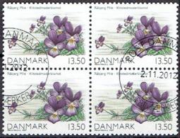 DENMARK # FROM 2007 STAMPWORLD 1477 - Danimarca